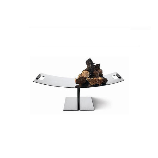 Conmoto Peter Maly Fireside Log Stand