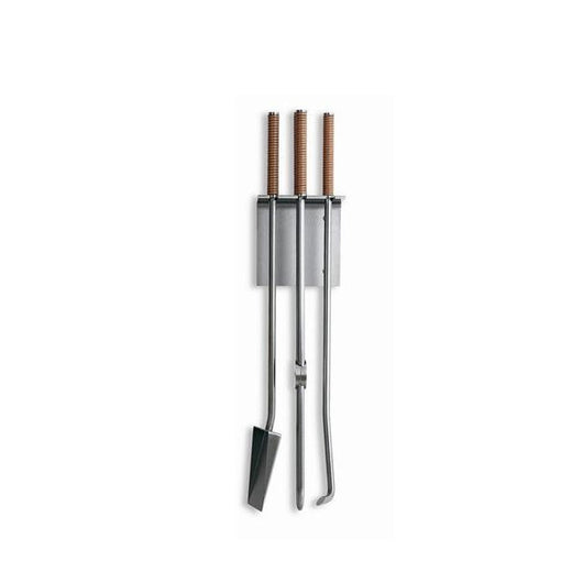 Conmoto Peter Maly Wall-mounted Fireside Tools