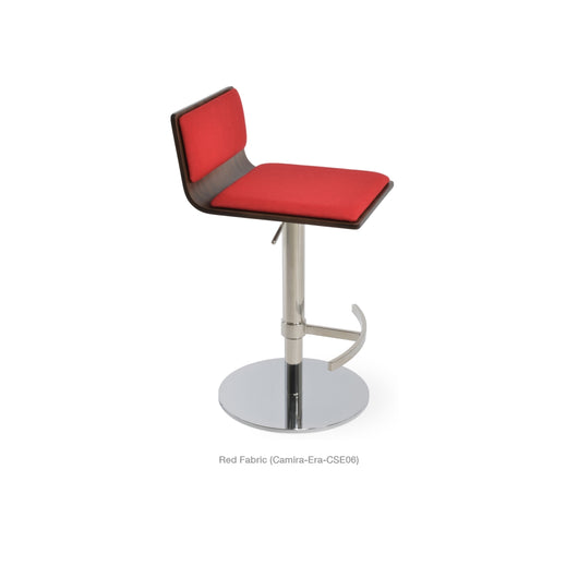 Sohoconcept Corona Piston Bar Stool