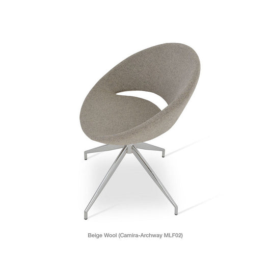 Sohoconcept Crescent Spider Dining Chair