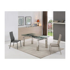 Whiteline Cuatro Dining Table