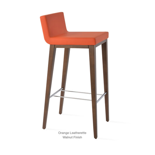 Sohoconcept Dallas Wood Bar Stool