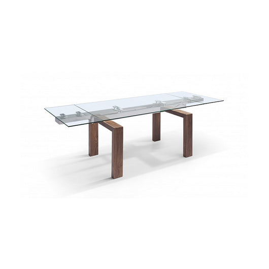 Whiteline Davy Extendable Dining Table