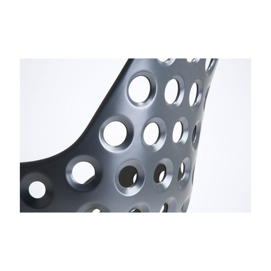 Kubikoff Diamond Dimple Perforated Rocker