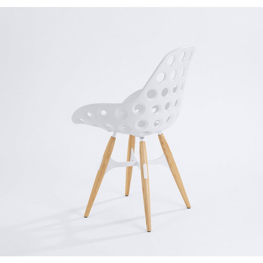 Kubikoff ZigZag Dimple Hole Chair