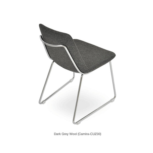 Sohoconcept Eiffel Handle Back Dining Chair