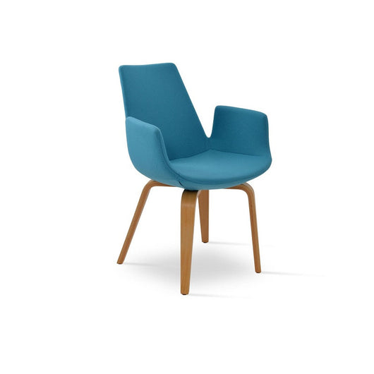 Sohoconcept Eiffel Plywood Arm Chair