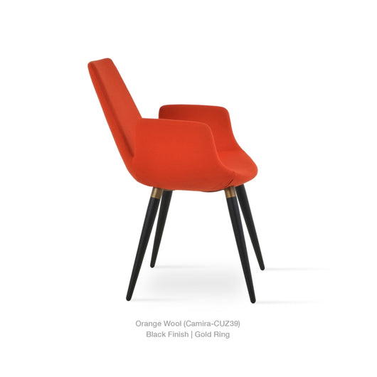 Sohoconcept Eiffel Arm Ana  Chair