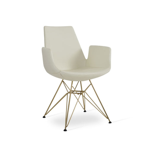 Sohoconcept Eiffel Arm Tower  Chair