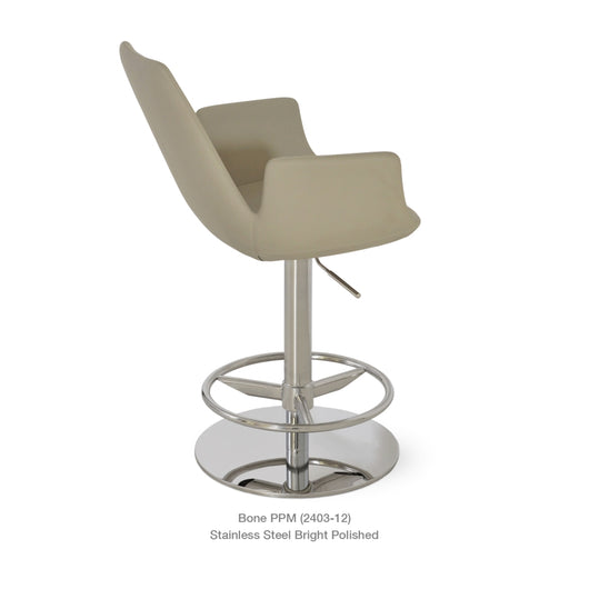 Sohoconcept Eiffel Arm Piston Stool