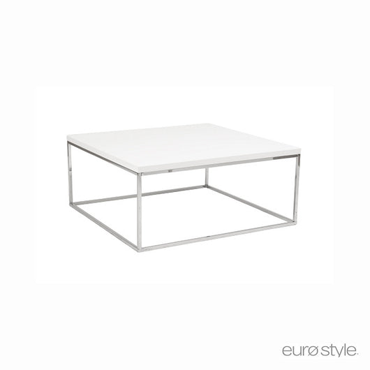 Euro Style Teresa Square Coffee Table