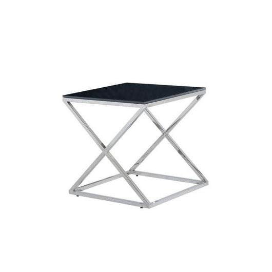 Allan copley excel end table
