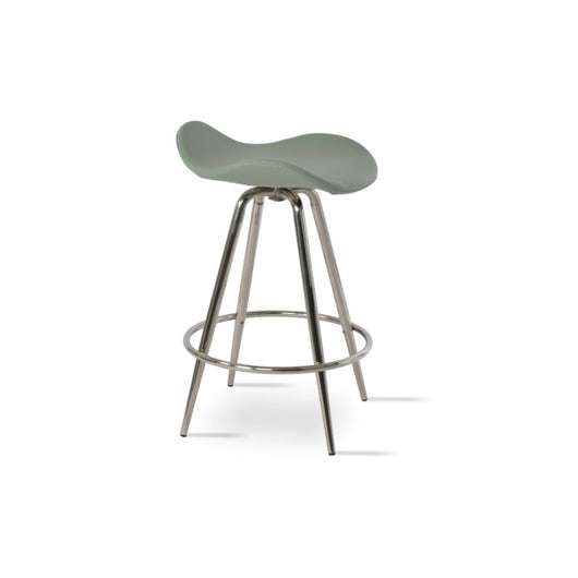 Falcon Max Swivel Counter Stool