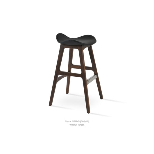 Falcon Wood  Bar Stool
