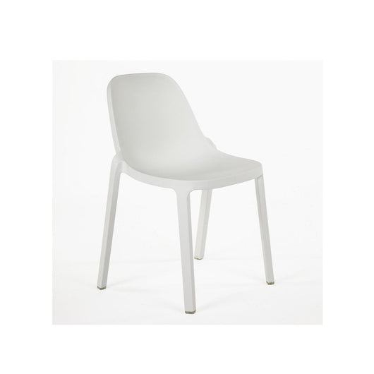 Stilnovo White Side Chair