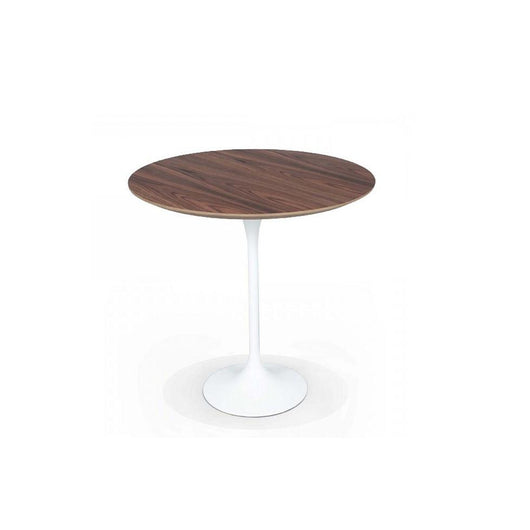 Stilnovo Tulip Side Table - Walnut