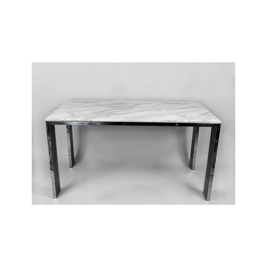 Control Brand Carrara Marble Dining Table