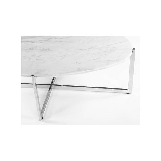 Control Brand Oval Marble Table