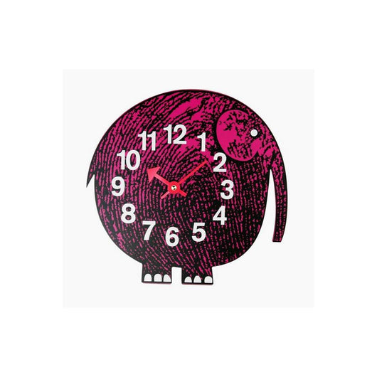 Stilnovo Zoo Timer Wall Clock - Elephant
