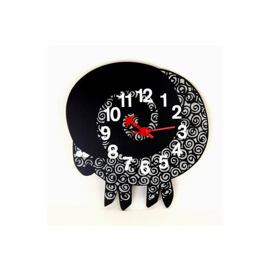 Stilnovo Zoo Timer Wall Clock - Ram