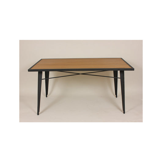 Control Brand Good Form French Outdoor Table