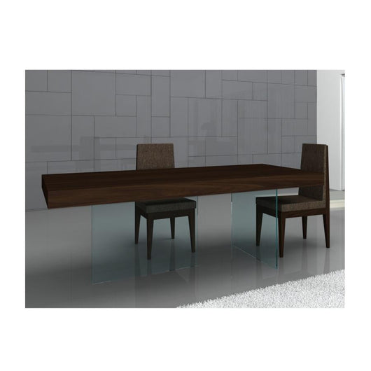 J&M Furniture Float Dining Table