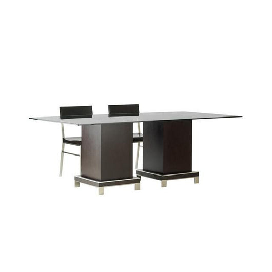 Allan copley force dining table - rectangular