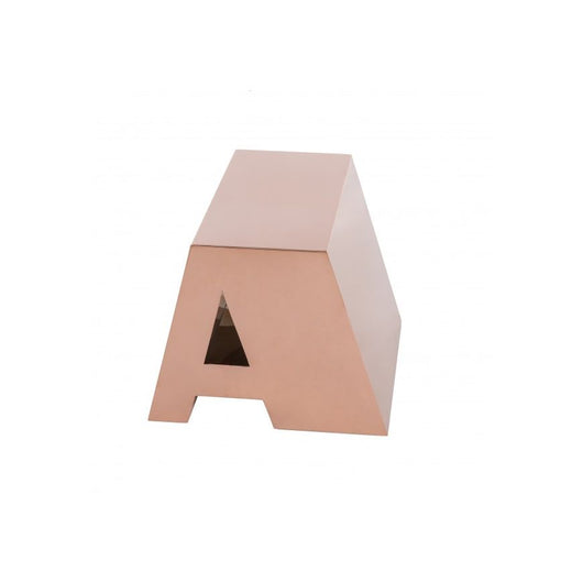 Alphabet A End Table