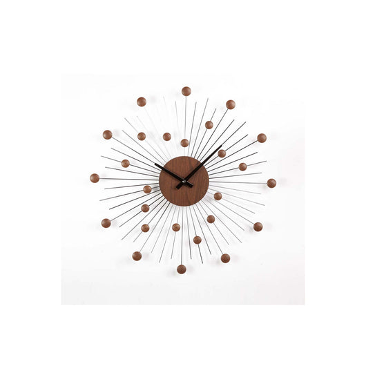 Stilnovo Mid Century Star Clock