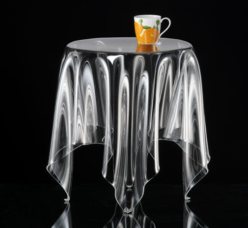 Essey Grand Illusion Side Table - Clear
