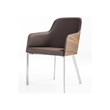 B&T Hudson Dining Chair - Steel Legs