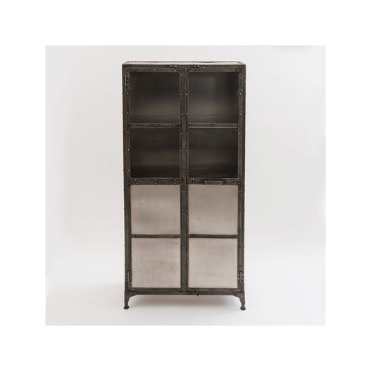 Element Cabinet - Nickel