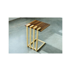 Iron Roots Modern Side Table