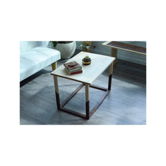 Modern Angle Frame Coffee Table