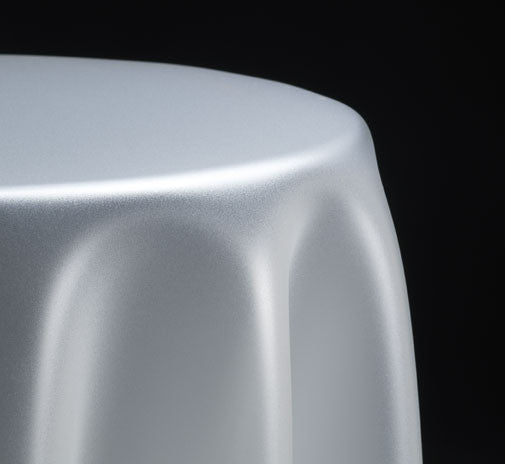 ... Essey Illusion Side Table   Ice White ...