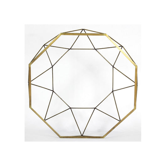 Marlow Geometric Coffee Table