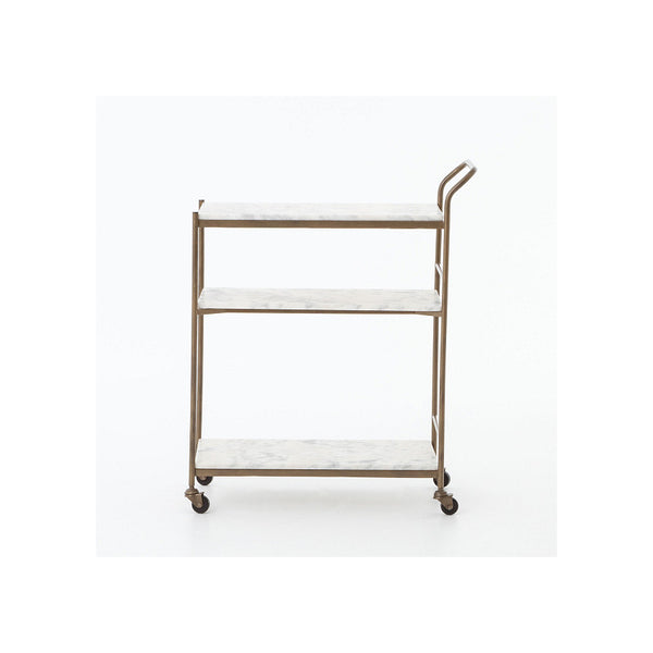 Marlow Felix Rectangular Bar Cart