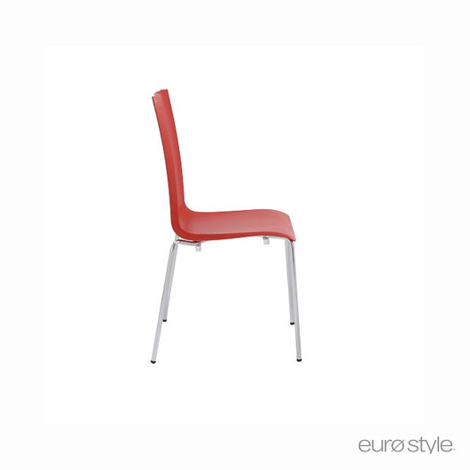 Euro Style Mannequin Side Chair - Set of 4