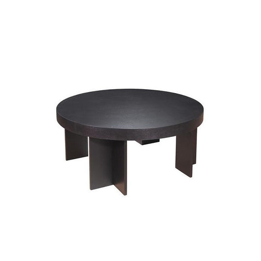 Allan copley la jolla coffee table - round