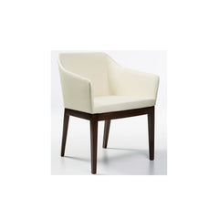 B&T  Kets Dining Chair - Wood Legs