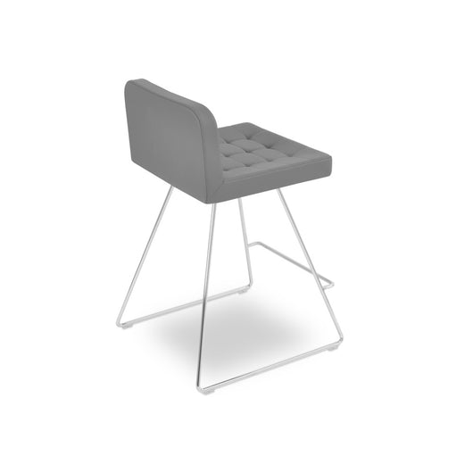 Sohoconcept Lara Wire Counter Stool