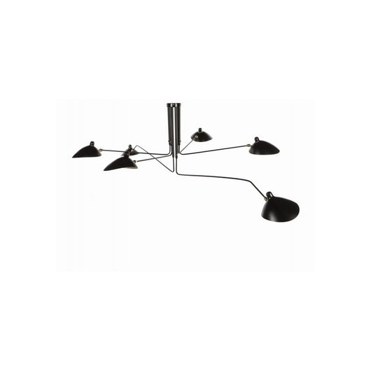 Nicklas Six Arm Ceiling Lamp