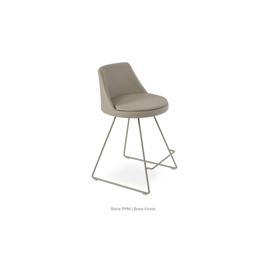 Sohoconcept Martini Wire Counter  Stool