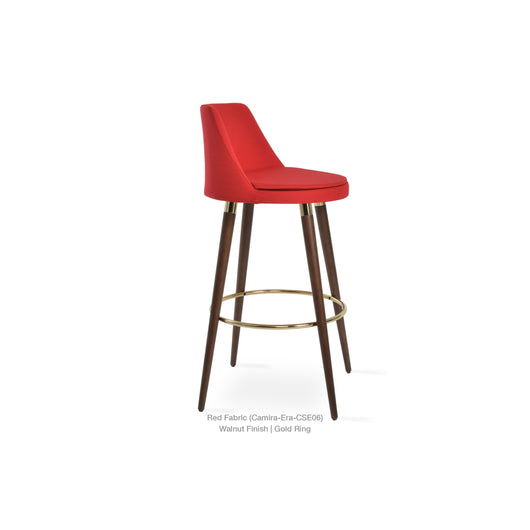 Sohoconcept Martini Wood DR Bar Stool