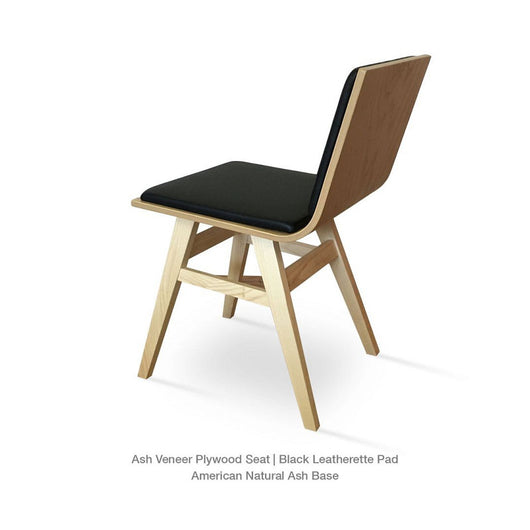 Sohoconcept Melis Chair with Pad
