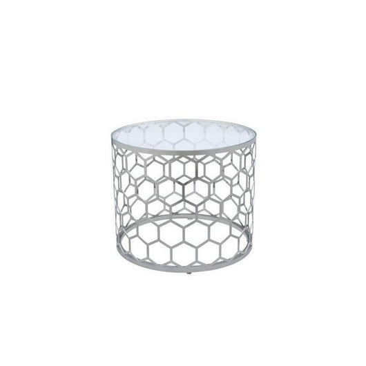 Allan copley melissa end table