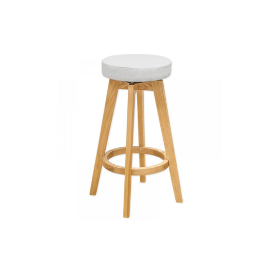 Mod Made Rex Wood Counter Stool