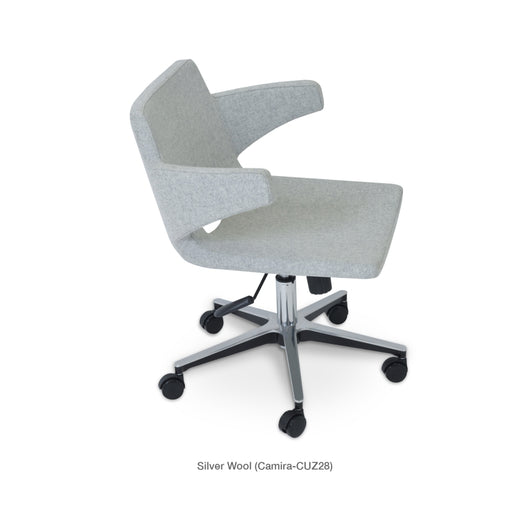 Sohoconcept Nevada Arm Office Chair