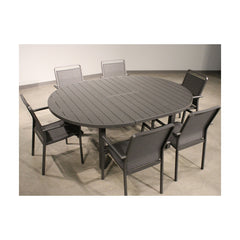 Aloha Outdoor Extendable Dining Table