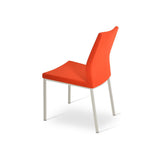Sohoconcept Pasha Chrome Dining Chair